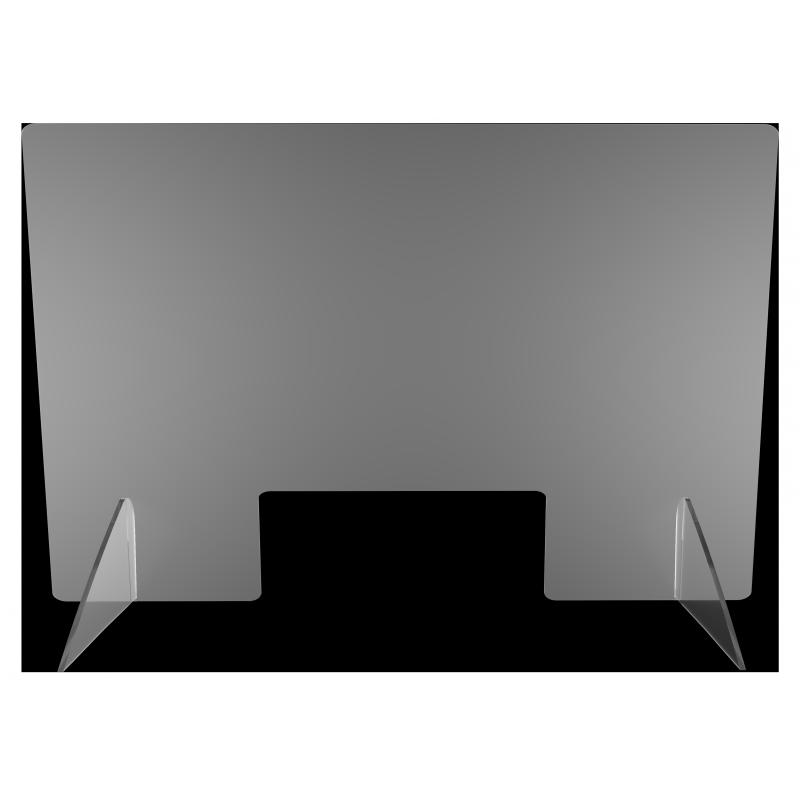 Spuckschutz Eco Quer (PETG 3mm)