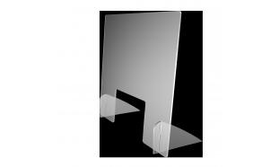 Spuckschutz Kompakt (PETG 5mm)