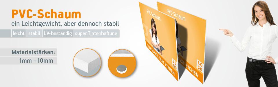 PVC-Schaum